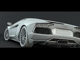 兰博基尼-Aventador