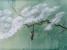 【縛海集—竄天猴—紋鼬—赤蛟】—附過程——翔魚