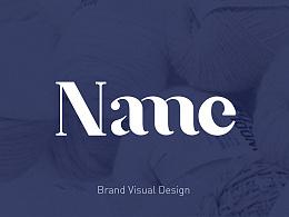 Name原创品牌视觉形象设计(一)