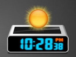 幻想中的三维投影闹钟设计