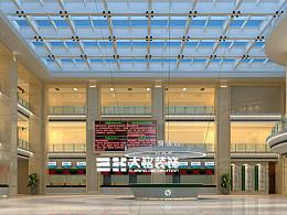 新乡医学院第一附属医院装修设计&郑州医院装修公司&郑州医院装修设计公司