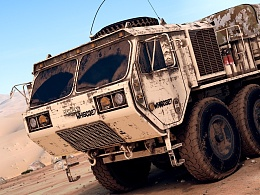 OSHKOSH HEMTT 重型增程机动战术卡车