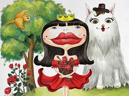 灰姑娘女王节