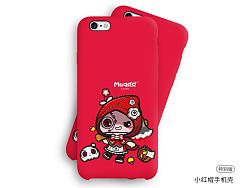 蘑菇点点iPhone7 新型手机壳设计 by VOGEA