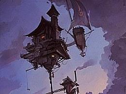 碎影大陆的那些塔