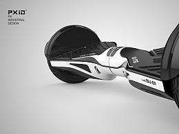 扭扭车-pxid-品向工业设计-专注产品动态视频展示-专业的代步工具设计机构