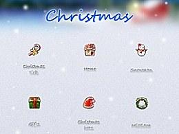 圣诞主题图标