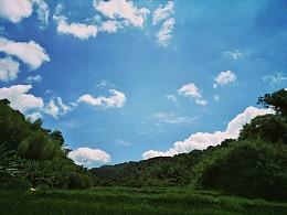 【摄影】江西深山小村