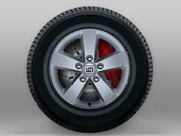 最近做的轮胎icon图标一枚 附psd源文件下载