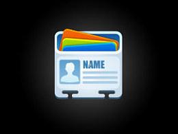 【图标设计】证件卡应用(practise)