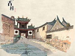 《火车上的百年名城》云南/建水