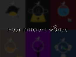 Hear Different Worlds 听见不同的世界