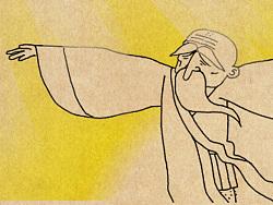 小明漫画——农夫与和尚3