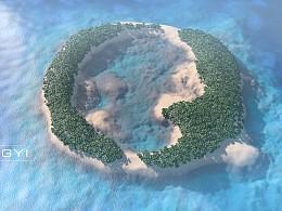 心里有海全世界都是马尔代夫