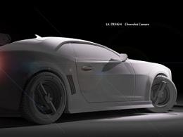 LK. Chevrole Camaro.