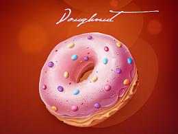 喜欢你,就给你画个甜甜圈