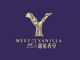 MeetVanilla 原野·遇见香草花园茶餐厅视觉形象设计