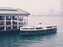 『胶片香港』送你一张旧照片