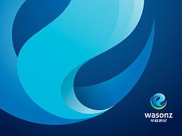 WASONZ 华欣世纪网络科技品牌形象设计
