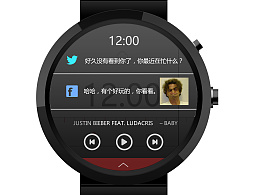 智能手表UI界面设计