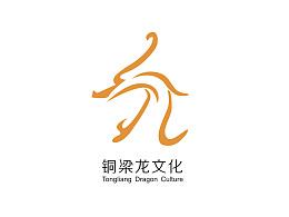 铜梁龙文化logo设计