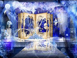 星·页(婚礼设计-舞台效果)