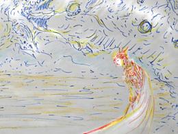 《命运之火#XUN-魔戒##XIAOZADY#火冰焚雪-卧龙之戒》