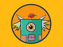 原创科学怪人之机器时代GUI手机主题