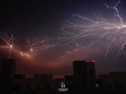 自然的奇迹—闪电