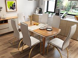 北欧实木家具