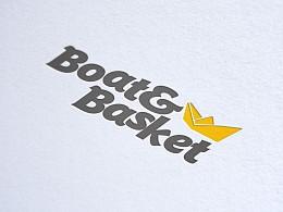 纸船和篮boat&basket品牌设计提报 - yeSimvdesign