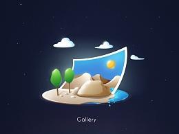 场景化icon