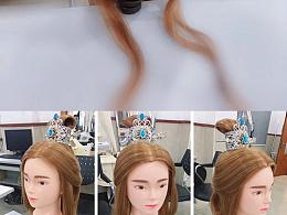 【发型】原创古风