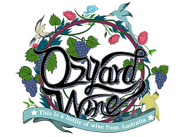 OZYARD红酒包装设计