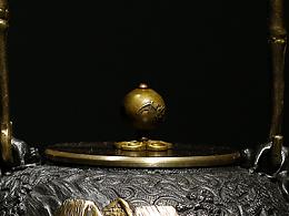 【沐焱堂】  乡愁铁壶 铸铁 鎏金无涂层纯铁煮茶壶 养生茶壶出口日本