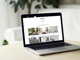 《意大利家居》企业官网-首页改版