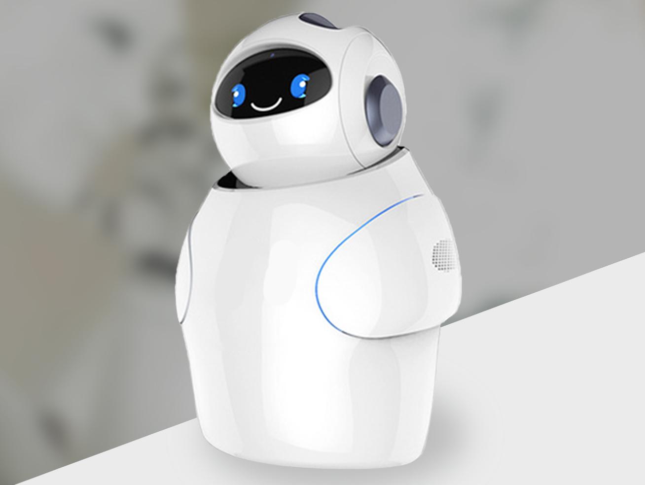 机器人设计-机器人外观设计-首脑工业设计公司-机器人产品设计-创意图片