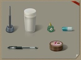 一些物品icon