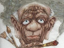 老毕——立体主义之父毕加索