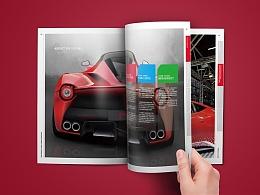 品牌画册设计