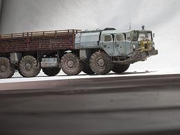 MAZ—543军用卡车