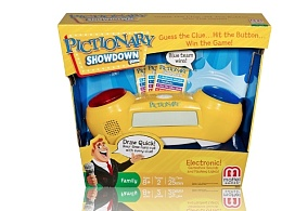 Pictionary Showdown Game - Host