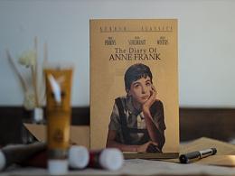 书籍整体设计——《安妮日记》