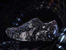 C4D鞋 test-Mar1