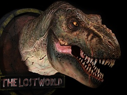 Chronicle 侏罗纪公园 失落的世界 暴龙T-rex