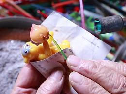 第14期:看54年修炼出的火中手指绝技 如何让釉彩变成精灵