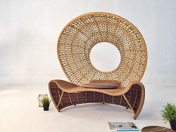 2016毕业设计作品-寺院庭院家具设计-万籁禅座沙发