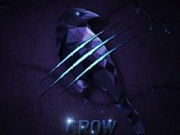 Crow即兴创作。
