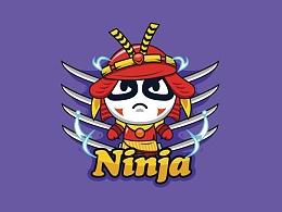 Ai矢量绘图-ninja