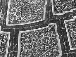 山西古建游记之「垂花遙.卷草」手绘文创设计